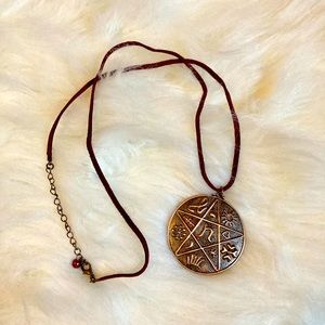Wicca Inspired Necklace